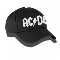 AC DC-  Gorra Visera Con...