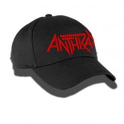 Anthrax - Gorra Visera Con...