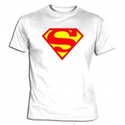 Superman - Camiseta Manga...