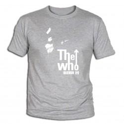 The Who - Camiseta Manga...