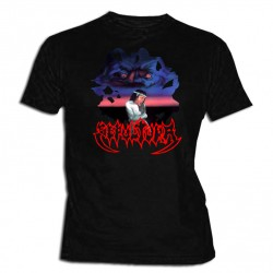 Sepultura - Camiseta Manga...