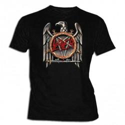 Slayer - Camiseta Manga...