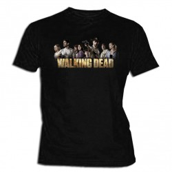 The Walking Dead - Camiseta...