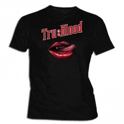 True Blood - Camiseta Manga...