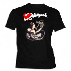Whitesnake - Camiseta Manga...
