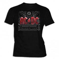 AC DC RF- Camiseta Manga...