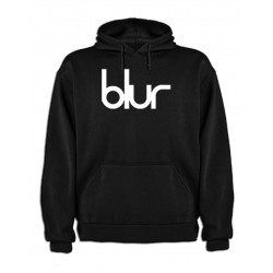 Blur - Sudadera Con Capucha...