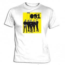 091 - Camiseta Manga Corta...