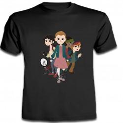 Stranger Things - Camiseta...