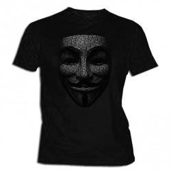 Anonymous - Camiseta Hombre...